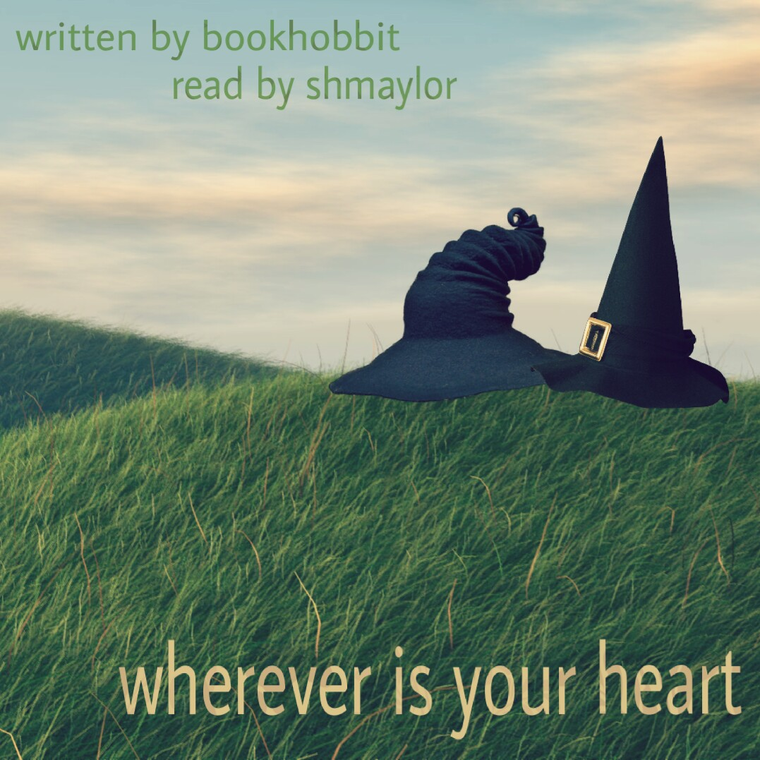 wherever is your heart Cover Art