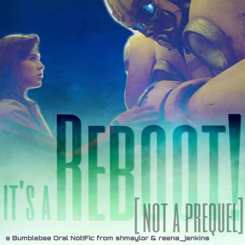 IT'S A REBOOT Cover Art
